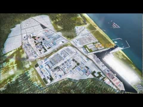 Grupo EBX:UCN Açu: O maior estaleiro das Américas construído pela OSX