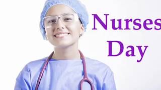 National Nurses day 2018   International Nurses day 2018