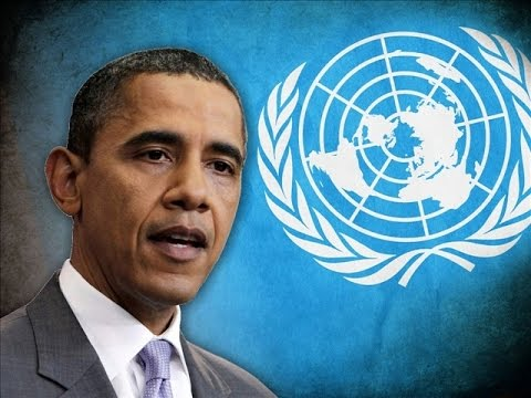 JUST MORE OBAMA TREASON: SENDS $500 MILLION TO UN FOR CLIMATE CHANGE WITHOUT CONGRESS APPROVAL.