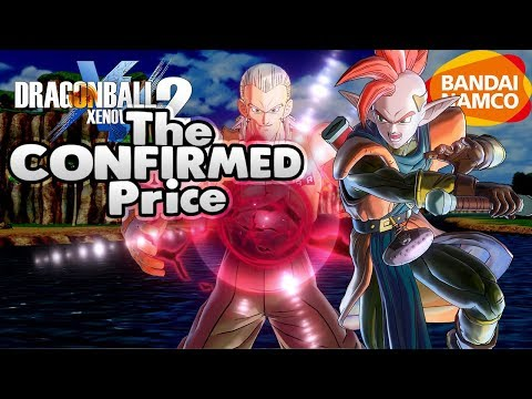 The Price Of DLC 5 + Release Date • Dragon Ball Xenoverse 2 DLC Pack 5 Info