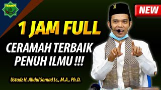 Download 1 jam Full Ceramah Terbaru Ustadz Abdul Somad UAS 2020 - Masjid Nurul Iman, Kubu Tanjung