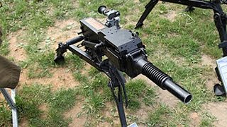 Russian Automatic Grenade Launchers Ags-17 And Ags-30