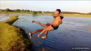 WWE Network # Kids water fighting with WWE commentary