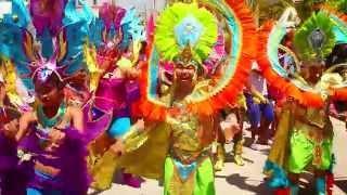 San Pedro Independence Jump Up Parade