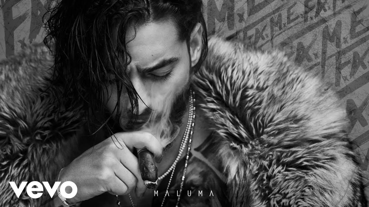 Maluma - Ojos Que No Ven (Official Audio) #1