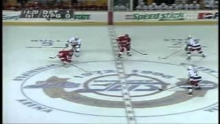 Russian 5 Highlights (Game 6 1996 @ Winnipeg)