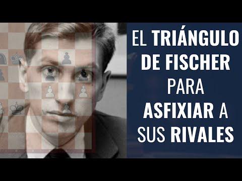 El triángulo de Fischer para asfixiar a sus rivales - ¡La técnica definitiva de Fischer!