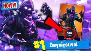 🐦 * NEW * DARK LEGENDARY SKIN! GAMEPLAY! Fortnite (Battle Royale)