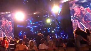 steven tyler we re all somebody from somewhere live cma fest 2016