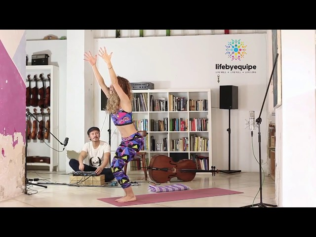 Dynamic Yoga Flow Live Music Class Download The Full 60 Min Video