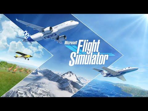 vol au dessus de la savoie Microsoft flight simulator 2020