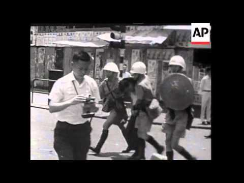 Russia/China Cultural Revolutions, Refugees and Riots, Indonesia - Sukarno out/Suharto in