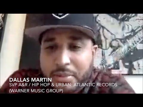 Dallas Martin - Atlantic Records - Maybach Music Group