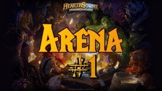 Hearthstone Arena #1 (Priest)