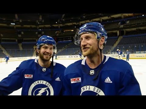 How Lightning's Stamkos & Kucherov have become hottest duo in the league