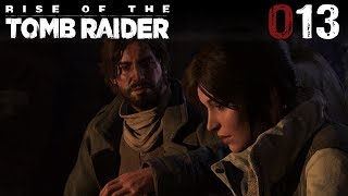 Rise of the Tomb Raider 013 | Mythen der Unsterblichkeit | Let's Play Gameplay Deutsch thumbnail