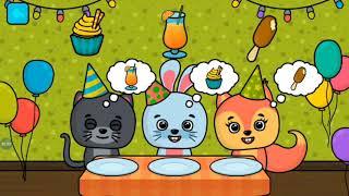 Birthday - fun children's holiday - by yoyo games - Happy Birthday Baby! - Games For Kids