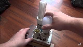 Светодиодная лампа ThorFire E27 7W с banggood.com(, 2014-06-20T20:37:06.000Z)