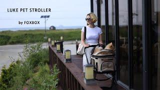 [FOXBOX] LUKE PET STROLLER_Pre…