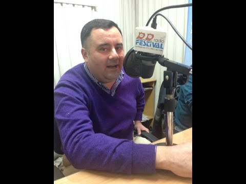 Claudio Gómez en Mundo Radio