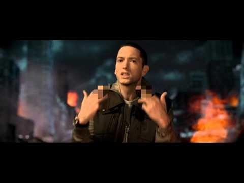 Lil Wayne ft. Eminem - Drop The World ( Eminem's Verse ) HD