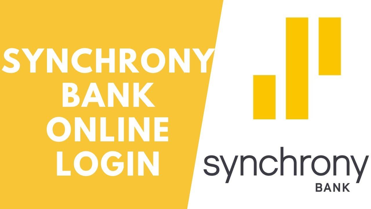 Synchrony Bank Login mysynchrony.com login - YouTube