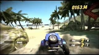 Motorstorm Pacific Rift PS3 Gameplay 01 HD