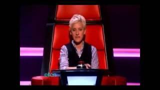 Ellen's Failed Attempt at 'The Voice'.
