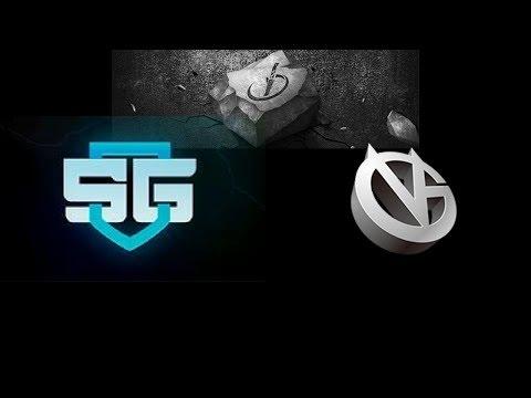 SG vs VG Perfect World Masters Highlights Dota 2