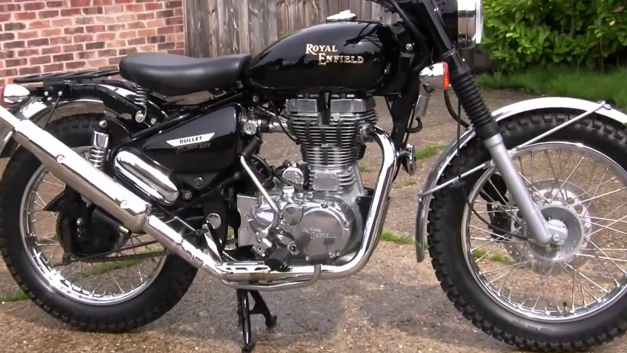 royal enfield trail bike from haywards uk youtube