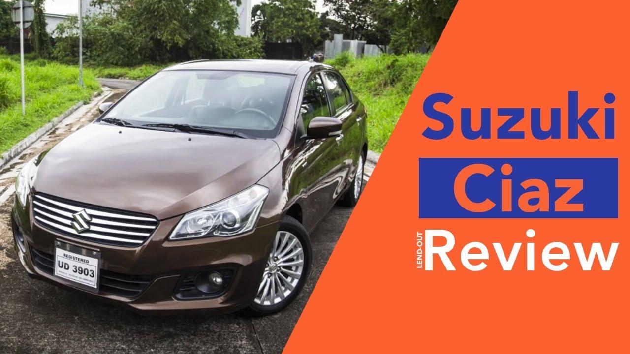 2016 Suzuki Ciaz GLX Car Review