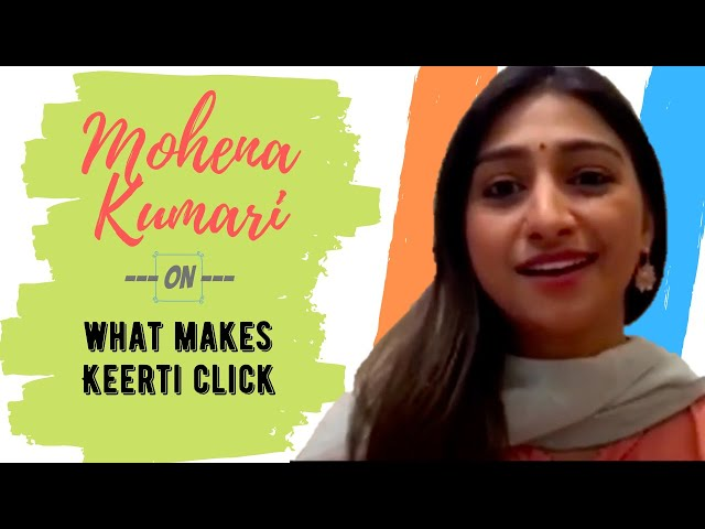 Mohena Kumari Singh on what makes KaiRa Click
