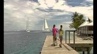 A la découverte des Iles sous le vent