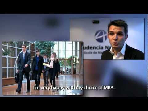 Audencia Nantes, Dominique Chabot (Diplômé Executive MBA)