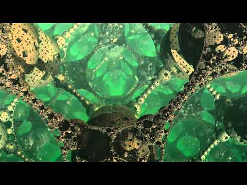 Morphy's World - Mandelbulb 3D Fractal animation