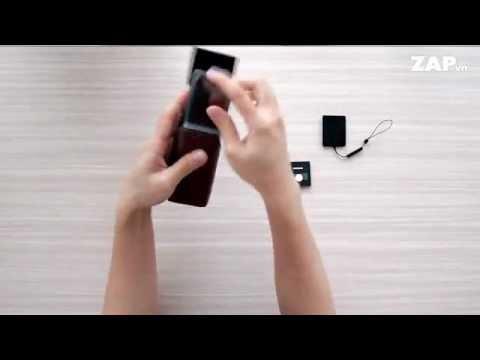 ZAP.vn - Cận cảnh ĐIỆN THOẠI LENOVO S800