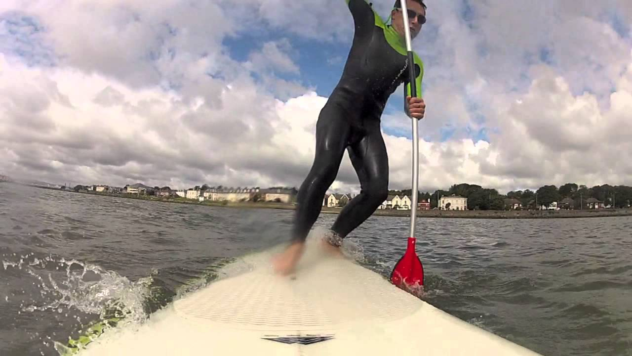 Water Board Sports >> Funny Paddle Boarding Fail - YouTube