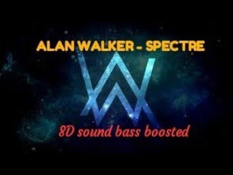 Alan Walker - Spectre (8D Sound)