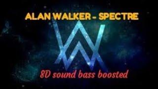 Gambar cover Alan Walker - spectre (8D sound)