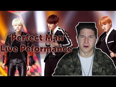 THIS WAS CRAZY! | BTS - 'Perfect Man' LIVE Performance REACTION