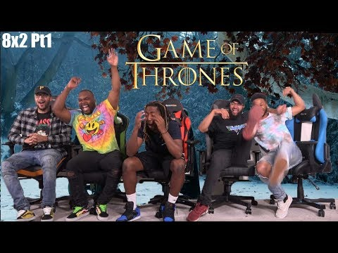 Game of Thrones Season 8 Episode 2 'A Knight of the Seven Kingdoms' GROUP REACTION/REVIEW PT1