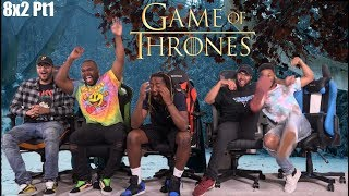 "Game of Thrones Season 8 Episode 2 ""A Knight of the Seven Kingdoms"" GROUP REACTION/REVIEW PT1"