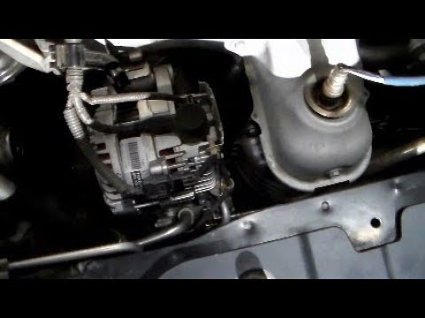 2017 Honda Odyssey Se >> How to Change Alternator on 2012-2015 Honda Civic - YouTube