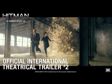 Hitman: Agent 47 [Official International Theatrical Trailer #2 in HD (1080p)]