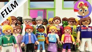 Playmobil Film Nederlands | FAMILIE VOGEL WORD GEZOCHT - Heel Playmobil City Bezorgd