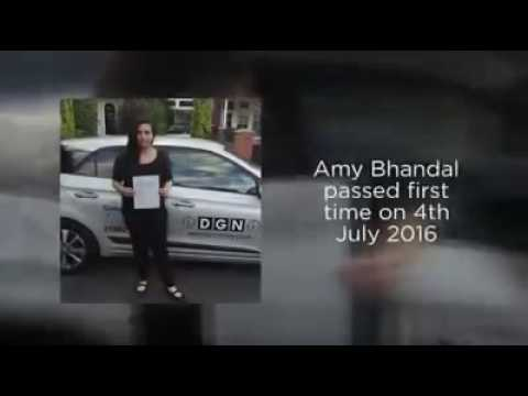 First Time Practical Driving Test Pass - Driving School Reviews