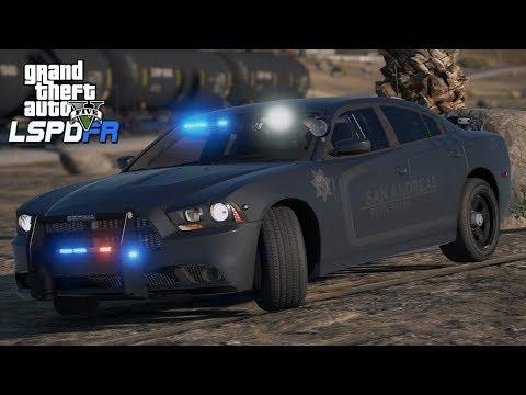 GTA 5: LSPDFR #181 - Drug Drivin'