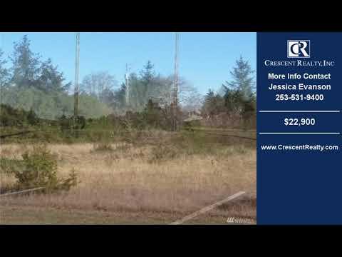 Land For Sale Ocean Shores WA Real Estate 0.29-Acres $22900
