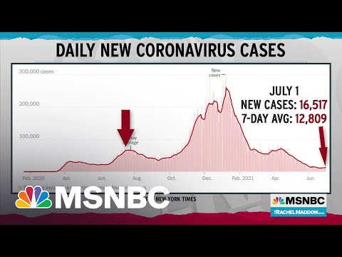 'Unvaccinated America' At Risk Of New Covid Surge From Aggressive 'Delta' Variant