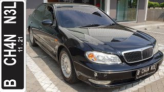 In Depth Tour Nissan Cefiro Brougham VIP [A33] (2003) - Indonesia